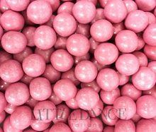 500 gram bags of shimmer Pink chocolate drops for kids birthday parties, pink themed weddings, & pink themed candy or lolly buffet tables. For sale online in Australia – Australian website.