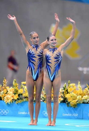 Best synchronised swimming costumes of the London 2012 Olympics - Fashion Galleries - Telegraph