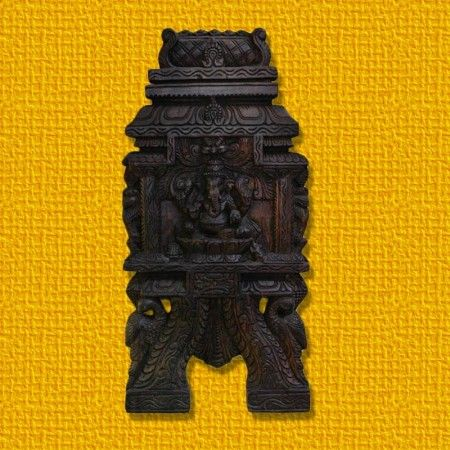 Wooden brackets exude class and superlative craftsmanship. These traditional South Indian temple designs are made from hand carved wood and can be used in a variety of different and creative ways. These make a beautiful focal point of any entry way,corridor,door handles, glass/wooden shelf tables.  Talk to our experts on +91-7019138680 or you can also mail us at contactus@madhurya.com