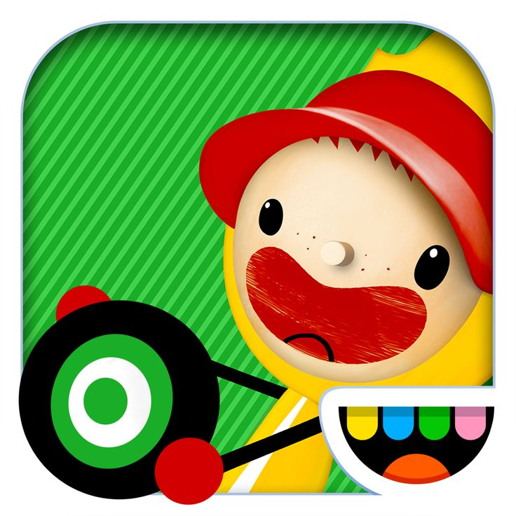 Say hi to Walter Wheeler on our icon for Toca Cars!