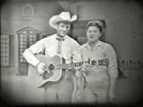 Patsy Cline & Cowboy Copas - I'm Hogtied Over You