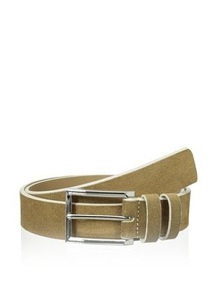 50% OFF Cafe Bleu Men's Casual Belt (Brown)