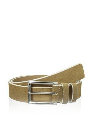 50% OFF Cafe Bleu Men's Casual Belt (Brown)