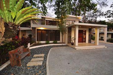 Tropical modern porch - tropical - exterior - other metro - Ocean Gecko Designs & Marine Srvcs