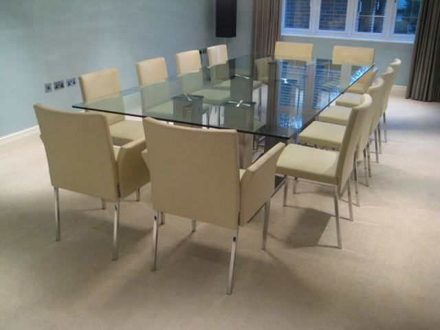 12 Seater Dining Table, Expandable Dining Room Table Seats 12