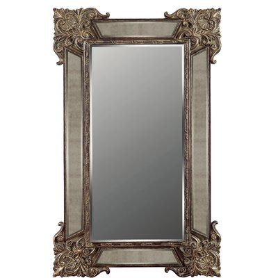Galaxy Home Decoration Domingo Full Length Floor Mirror