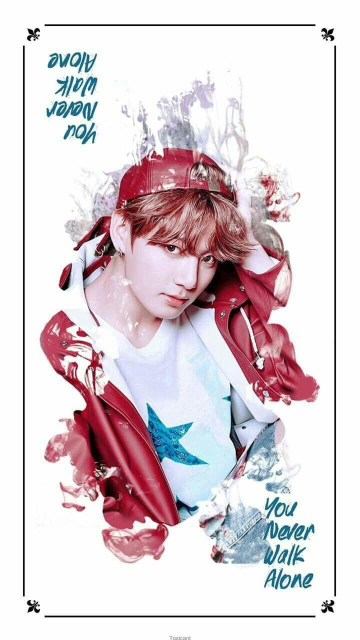 Jungkook YOU_NAVER_WALK_ALONE Wallpaper