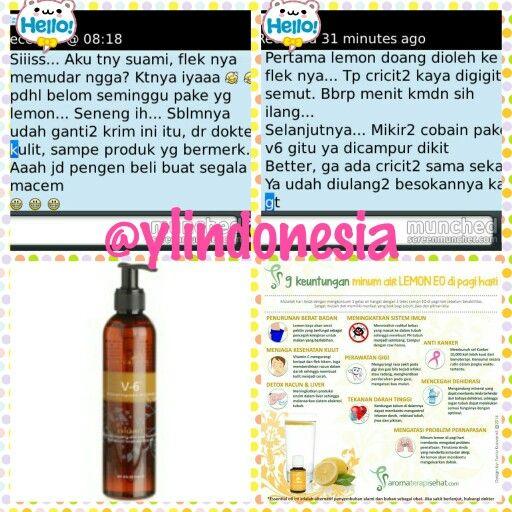 Testi_v6,  lemon oil#testimony lemon youngliving essential oil#testimony v6 youngliving #youngliving #ylindonesia