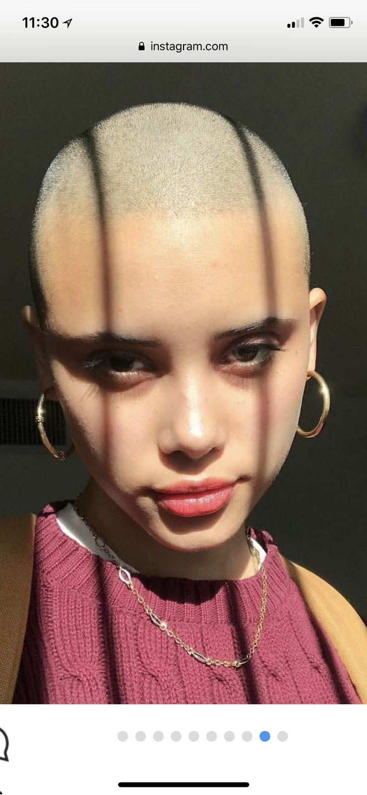 Best 25 Bald Women Ideas On Pinterest  Freckle Face -4434