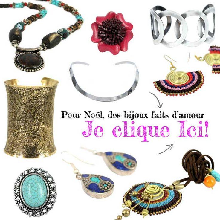93 best bijoux boh mes images on pinterest - Idee cadeau noel pas cher ...