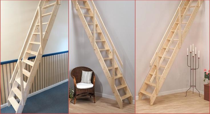 17 best images about loft stairs on pinterest loft ash for Misterstep mini plus