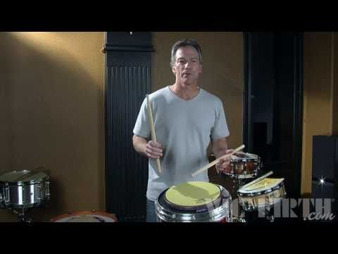 Vic Firth Rudiment Lessons with Dr. John Wooton