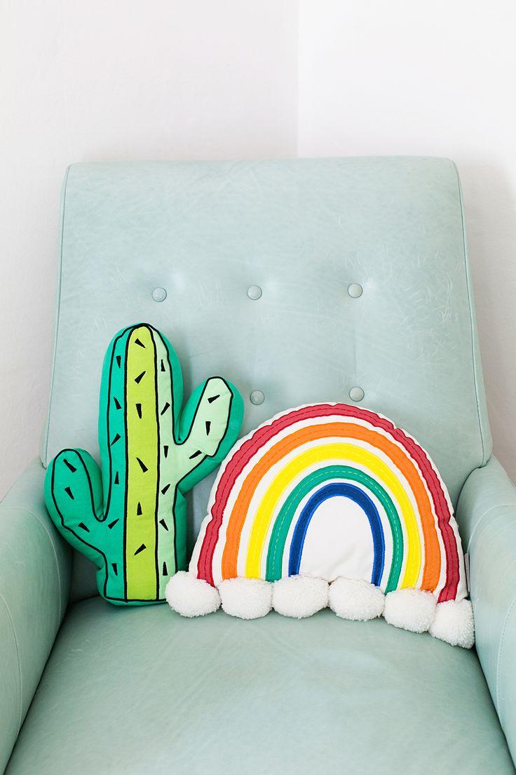 Rainbow Bedroom, Rainbow Nursery, Rainbow Theme, Rainbow Print, Rainbow Baby, Nursery Themes, Nursery Decor, Nursery Ideas, Babies Rooms
