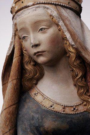 Nostre Dame de Grasse au musée des Augustins à Toulouse   Banque BNP Paribas