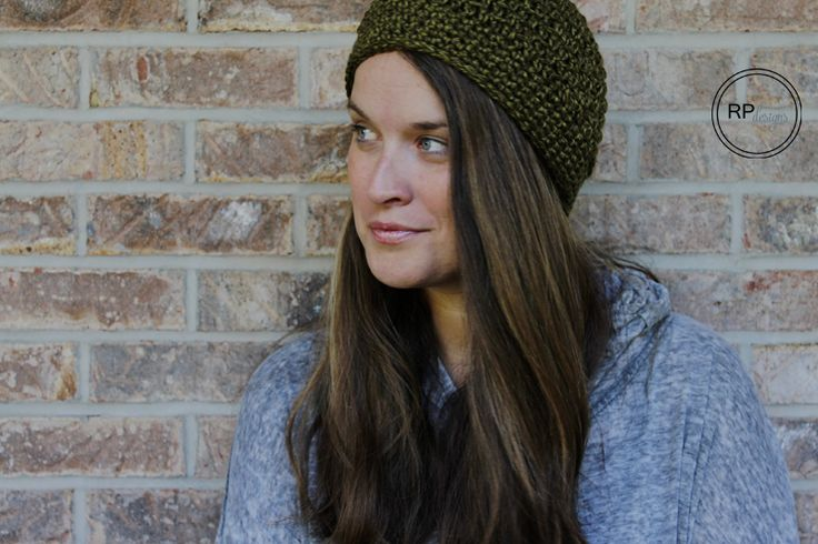 Learn how to make a crochet beanie pattern by Rescued Paw Designs. Click to Read or Pin and Save for Later!