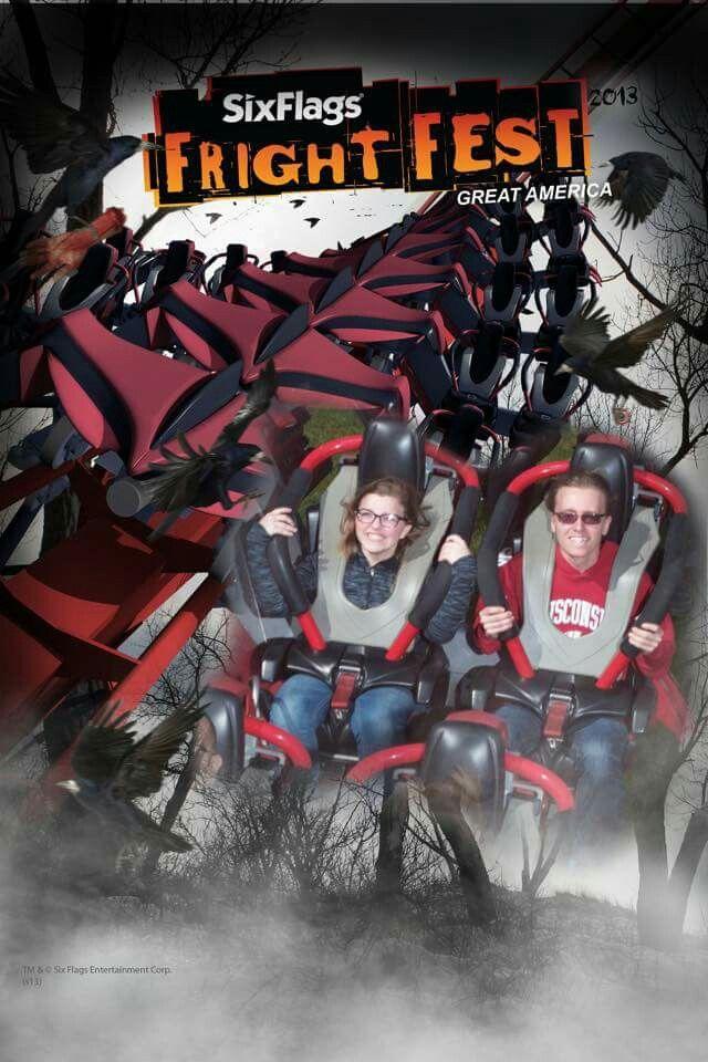 Frightfest - Six Flags, NJ