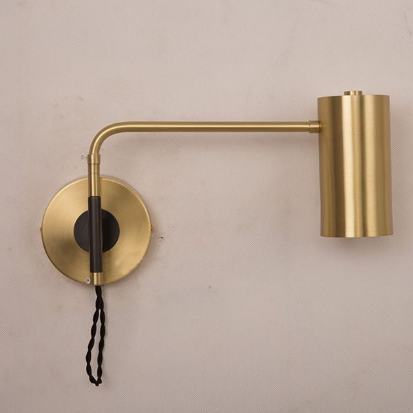 House Of Troy Addison Collection Antique Brass Swing Arm Wall Lamp Style X5578 178 Housetwe Bedroom Lighting Design Wall Sconces Bedroom Sconces Bedroom