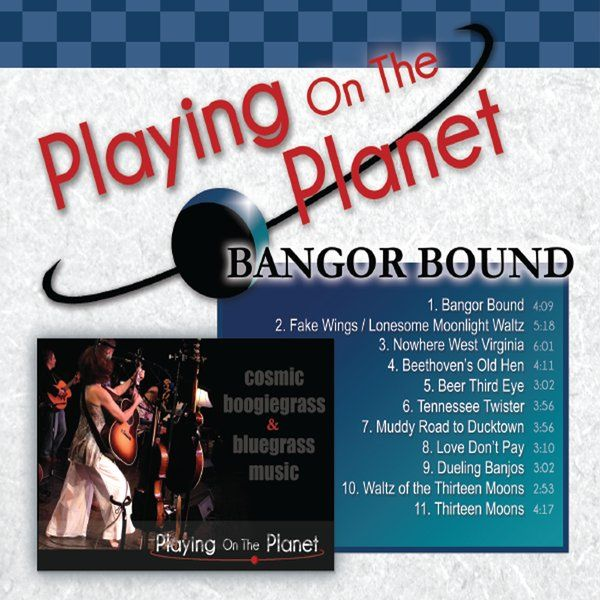 Playing On The Planet - Bangor Bound, Green