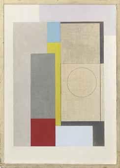 BEN NICHOLSON, O.M. (1894-1982) 1942, DEC 29