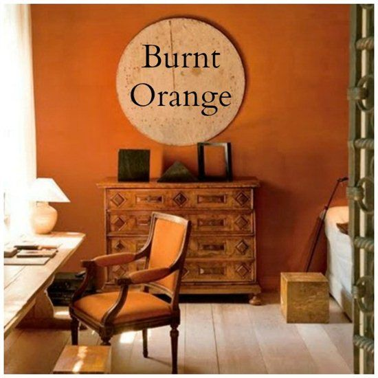 17 best ideas about burnt orange rooms on pinterest burnt orange decor burnt orange kitchen - Orange exterior paint decor ...
