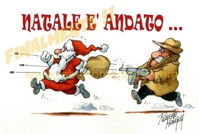 Un Babbo #Natale..al passo coi tempi...