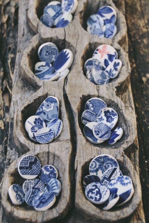 15th Century ceramics, Lamu Island, Kenya, Photo Sandy B