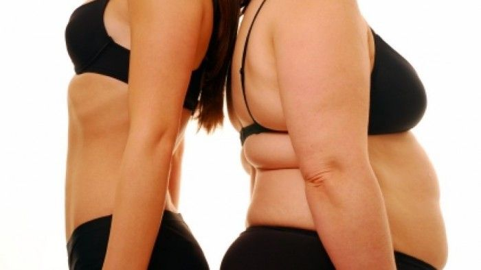 Where does the fay go when you lose weight?