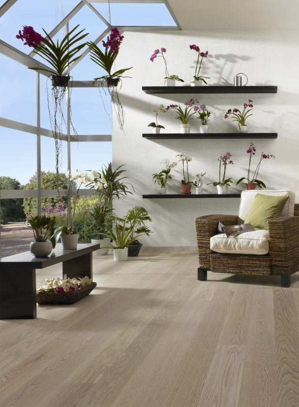 TARKETT PARKETT 13MM TANGO OAK GREY, 2200 - Byggmakker Hus House - interieur in weis und marmor blockhaus bilder