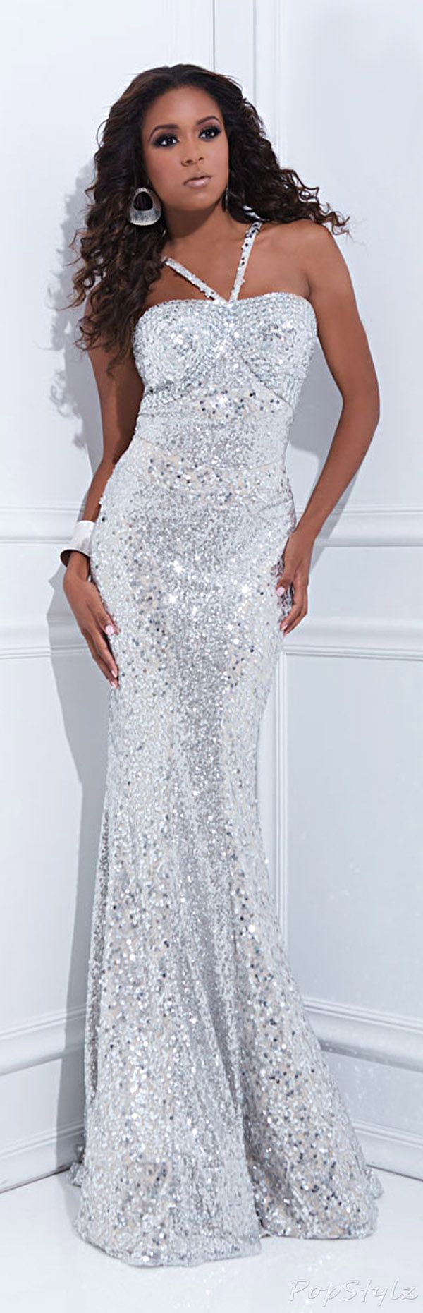 Tony Bowls Paris 114739 Evening Gown perfection!  So glamorous for your special occasion dressing!