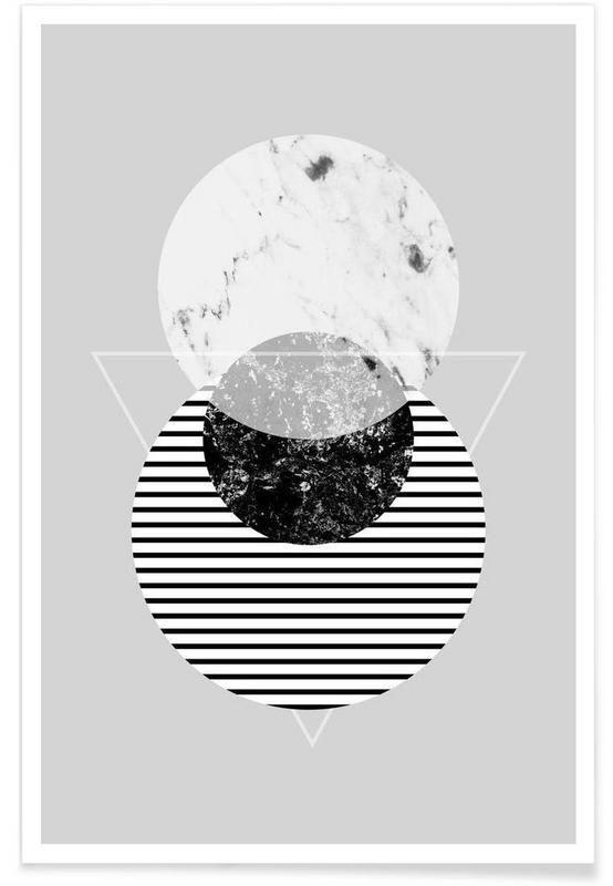 Minimalism 9 – Mareike Böhmer – Premium Poster