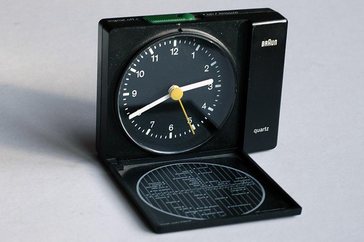 Braun Ab 310 Ts Quartz Alarm Clock Designed By Dietrich