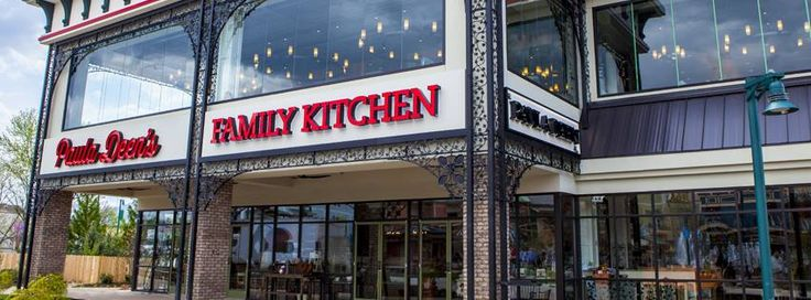 Come see us, Y'all! #PaulaDeen #FamilyKitchen