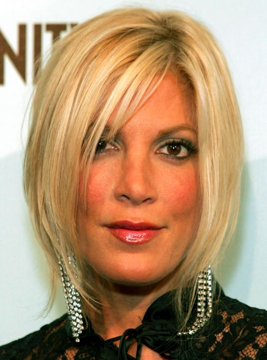 Tori Spelling broke down after she met with her ex-husband Charlie Shanian after not seeing him for eight years.