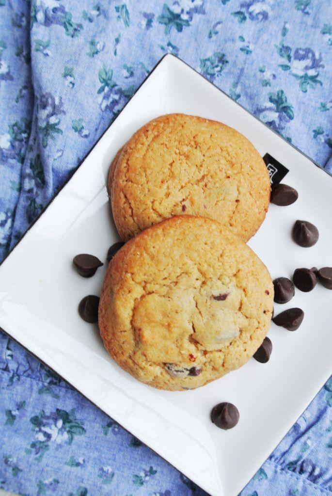 Malted Milk Chocolate Chip Cookies | Cookies | Pinterest