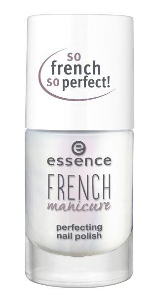 essence french manicure perfecting nail polish 01