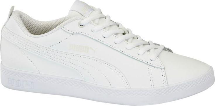 Sneaker SMASH von Puma in weiß DEICHMANN