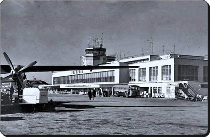Yesilkoy Havalimani, 1950ler