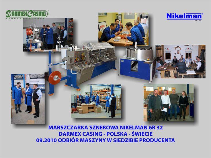 2010 - DARMEX Casing - Nikelman 6R-32 - 2010  #nikelman #kadrycnc #prints…