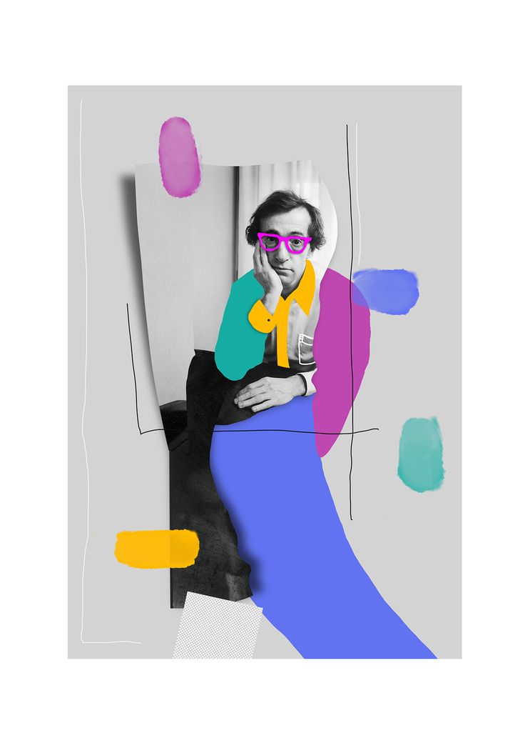 Midnight in Woody's Colors on Behance
