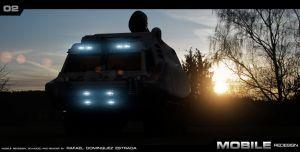 SHADO Mobile redesign by RAF-MX