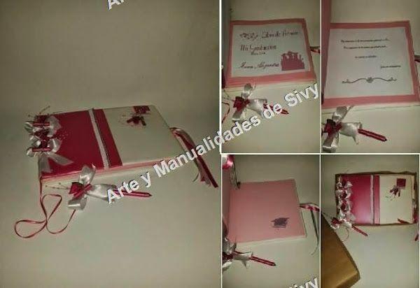 C mo hacer un libro de firmas todos los pasos y materiales - Como hacer un libro antiguo ...