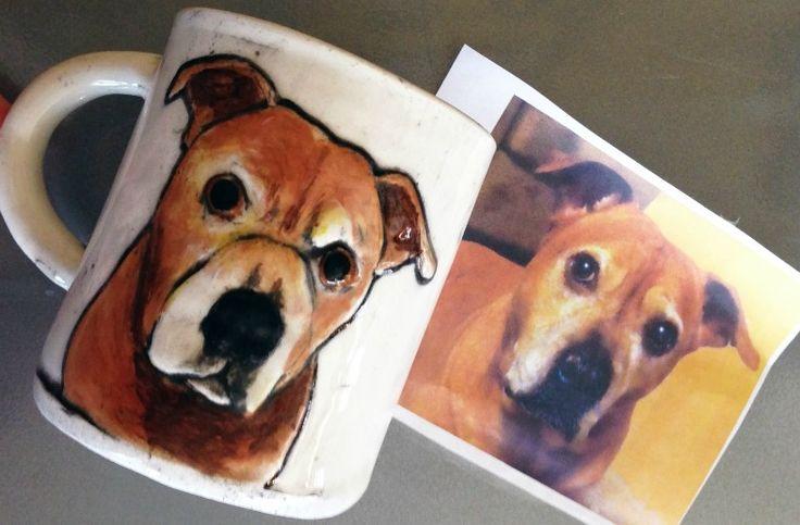 These Awesome Custom Dog Mugs Are This Season's Must-Have Drinkware