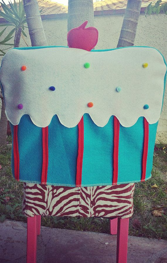 Happy Birthday Cupcake Turquoise cover for Classroom von JNLsewcute