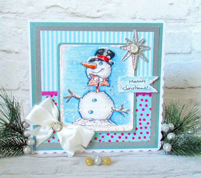Dream Laine: Meowy Christmas!