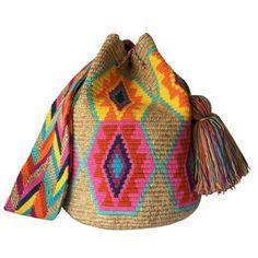 Roti Wayuu Mochila Bag