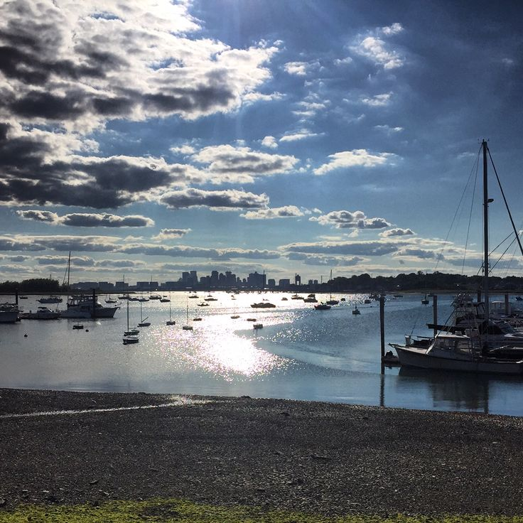 Winthrop, o cómo disfrutar del skyline de Boston de un modo diferente en Diario del Viajero