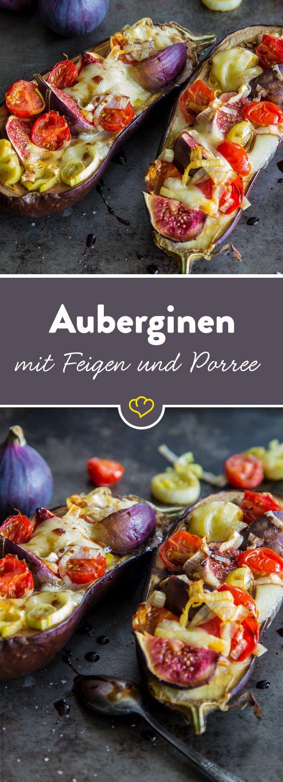 Kochrezepte auberginen auflauf