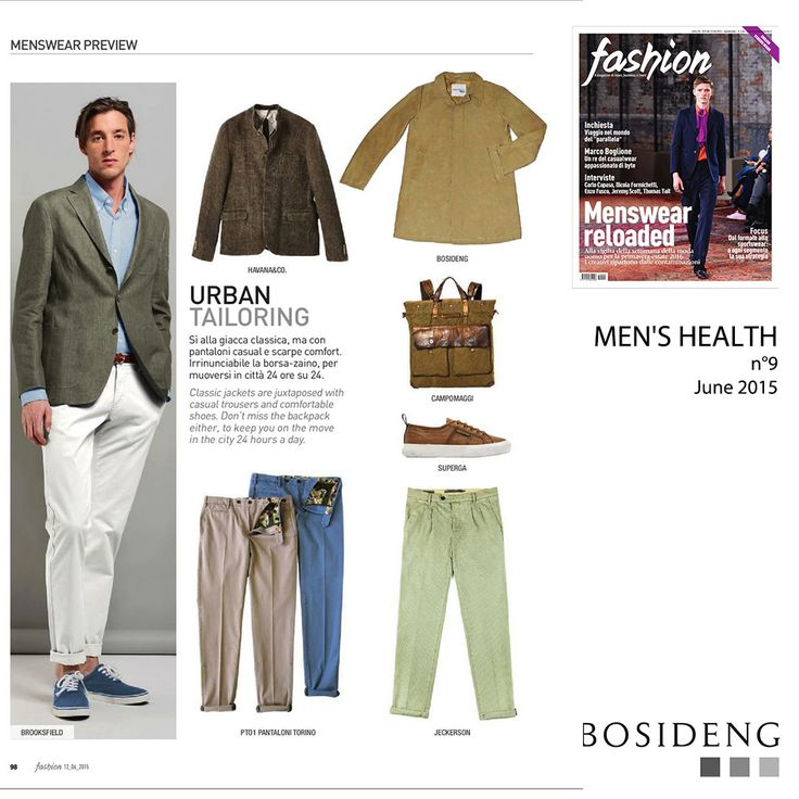 #Press // On #FashionMagazine this month, my urban tailoring jacket, to keep you on the move in the city 24 hours a day!