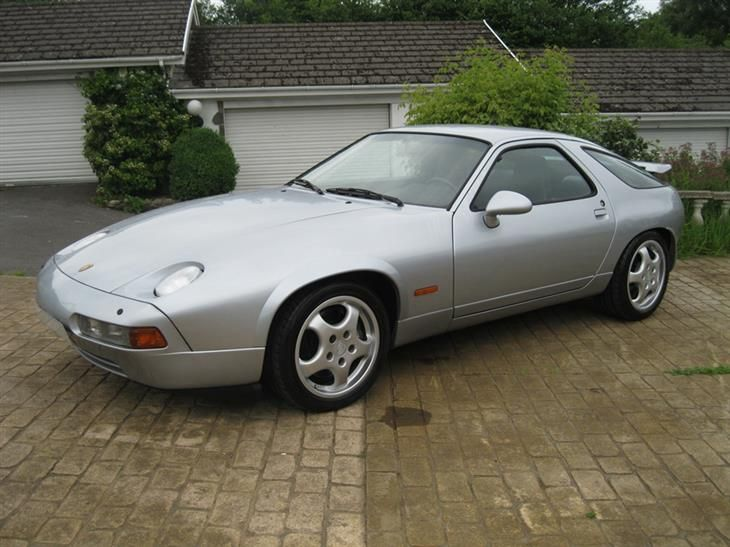 Classic Porsche 928 GTS Auto LHD 5.4 V8 Coupe for sale - Classic & Sports Car (Ref Mid Glamorgan South Wales)