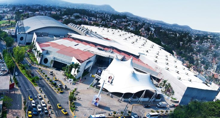 Guadalajara se encuentra entre los principales destinos de negocios en México y ello se debe en gran medida al centro de convenciones Expo Guadalajara